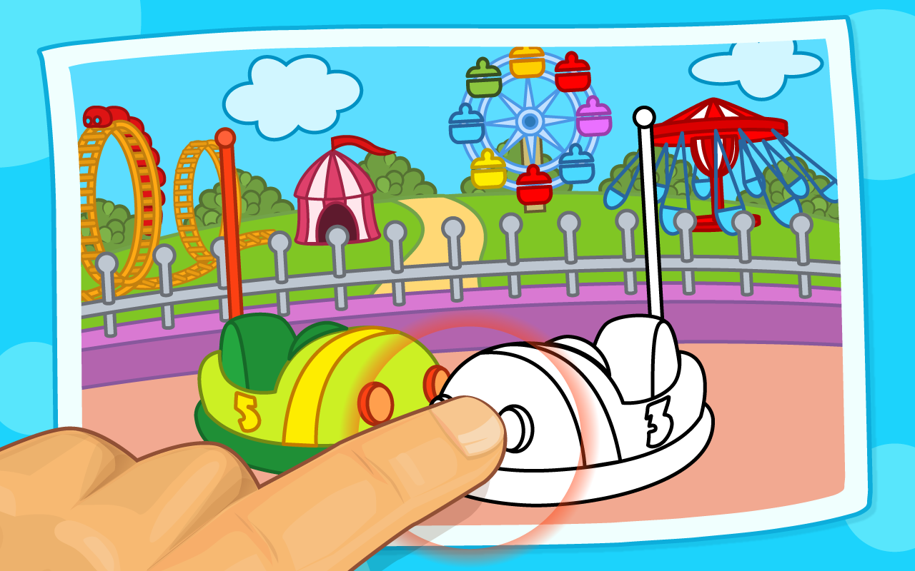 Kids Tap and Color Screenshot 13