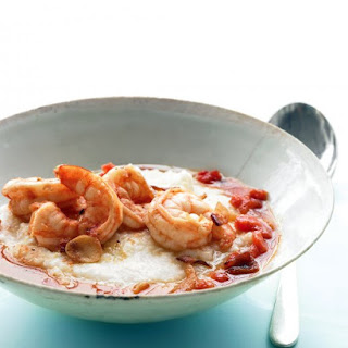 Saucy Shrimp and Grits
