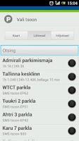 Screenshot of Parkimine.ee