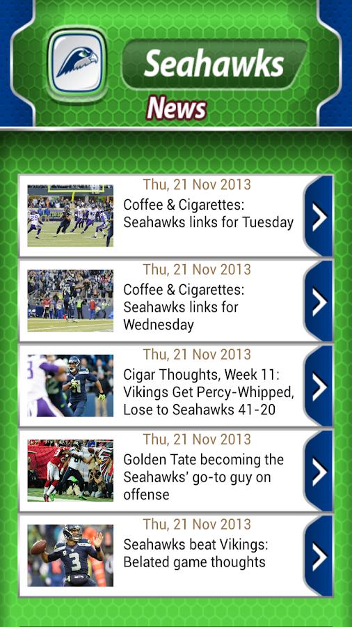 Add Seahawks Schedule Google Calendar
