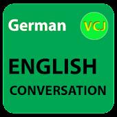 App German English Conversation APK for Kindle