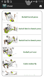 The Muscle Building Trainer APK for Bluestacks