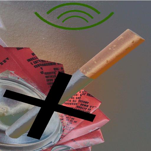 Quit Smoking WellWave LOGO-APP點子