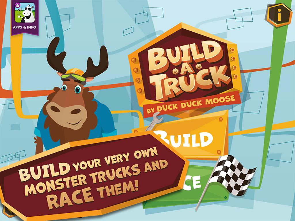 Build A Truck -Duck Duck Moose Screenshot 5