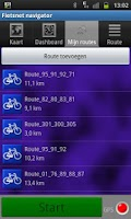 Screenshot of Bike navigator free