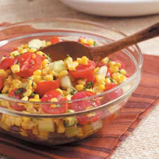 Cherry Tomato Corn Salad