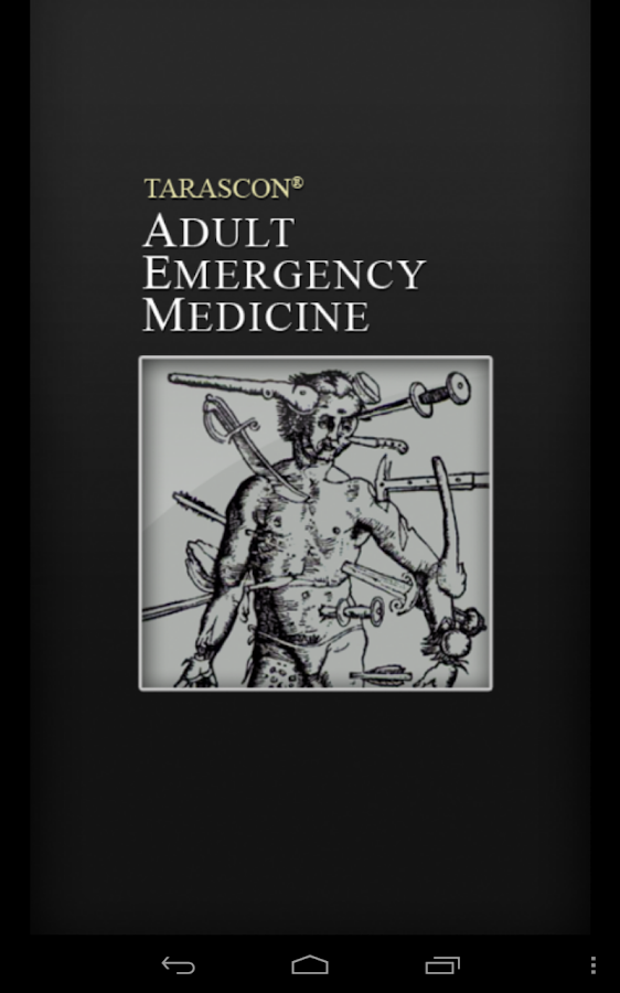 Tarascon Emergency Medicine Screenshot 11