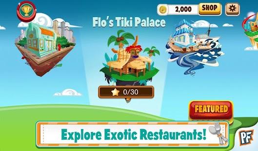 Free Download Dash Diner Spongebob Apk 2