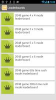 Screenshot of 2048 Super (2048 Puzzle Game)