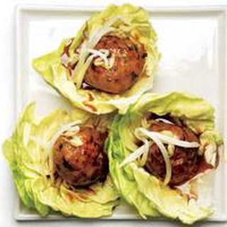 Lettuce Cups Appetizers Recipes