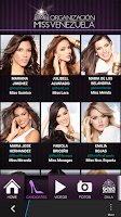 Screenshot of Miss Venezuela