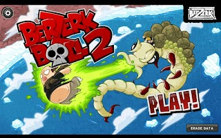 Screenshot of Berzerk Ball 2