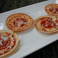Mini Pizza Wrappers