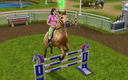 The Sims Play - screenshot