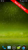 Screenshot of Springtide Shower LWP Lite