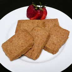 Wheat Biscuit Shortbread