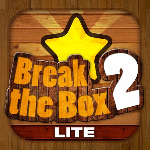 解谜のBreak the Box 2 Lite LOGO-記事Game
