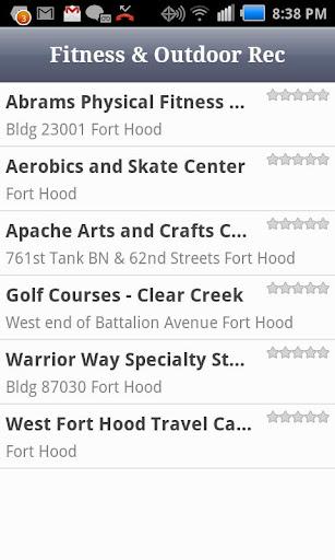 【免費書籍App】Fort Hood Directory-APP點子