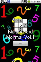 Screenshot of Numberoid Normal Vol.1