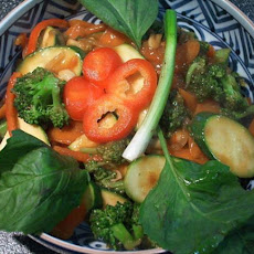 Cashews and Vegetables