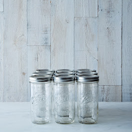 Ball 1.5 Pint Wide Mouth Canning (9 Jars)