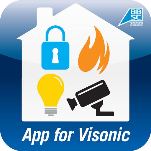 工具必備App|App for Visonic LOGO-綠色工廠好玩App