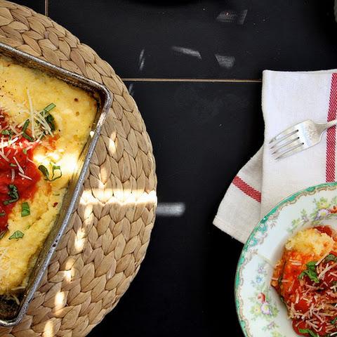 10 Best Baked Polenta Vegetarian Recipes | Yummly