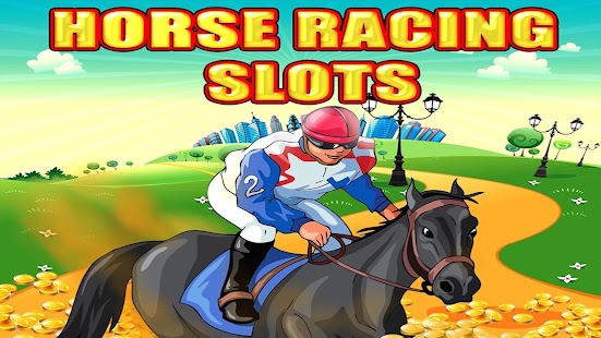 Casino horse race game