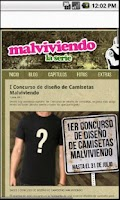 Screenshot of Malviviendo FREE