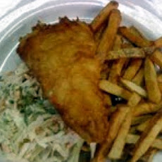 Tavern Beer Battered Fish