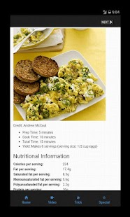 High Protein Low Carb Diet - screenshot