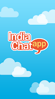 Screenshot of Indian ChatApp
