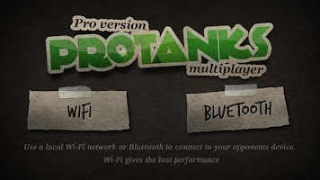 Screenshot of Protanks