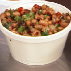 Black-Eyed Pea Salad