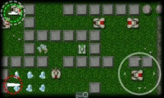 Screenshot of Tank Assault Extreme Lite
