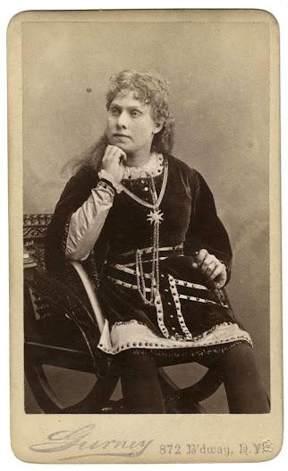 Julia Seaman, ca. 1870