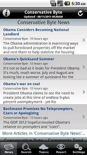 Conservative Byte