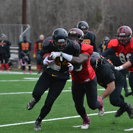 by Tim S - Sports & Fitness American and Canadian football