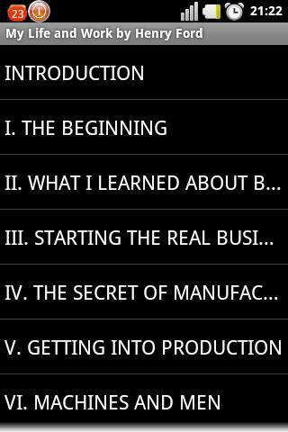 免費書籍App|My Life and Work by Henry Ford|阿達玩APP