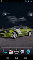 Screenshot of Ford Mustang Custom Wallpaper