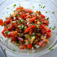 Authentic Restaurant-Style Salsa