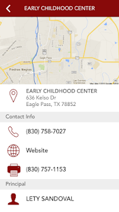 Eagle Pass ISD - screenshot