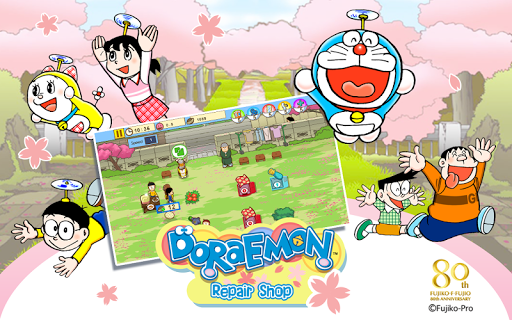 Doraemon Repair Shop Seasons - screenshot