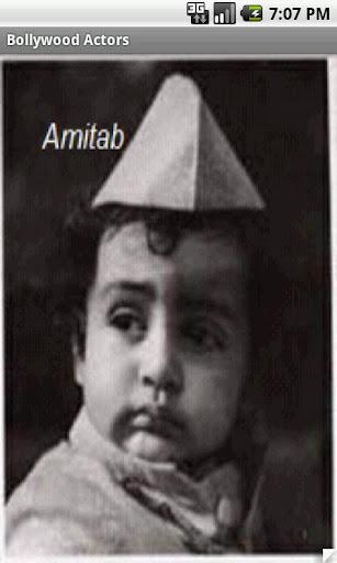 Childhood photos of Actors