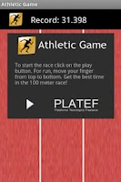 Screenshot of Athletic Game!