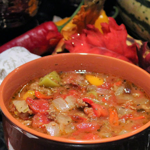 Crock Pot Pepper Soup