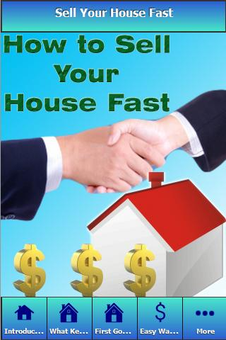 How To Sell Your House Fast