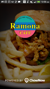 Ramona Cafe - screenshot