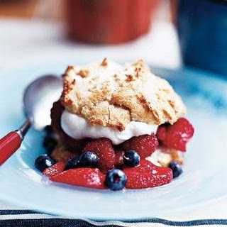 Berry Shortcake Recipes