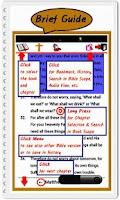 Screenshot of Simple Bible - Dutch (BBE)
